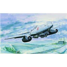 Trumpeter 02237 Flygplan Messerschmitt Me 262 B-1a/U1