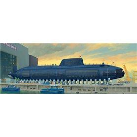 Trumpeter 05909 Ubåt HMS Astute