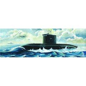Trumpeter 05903 Ubåt Russian Kilo Class Attack Submarine