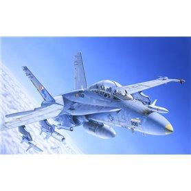 Italeri 016 Flygplan F/A 18 Wild Weasel C/D