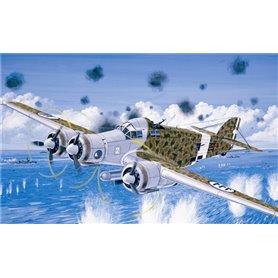 Italeri 1290 Flygplan SM - 79 SPARVIERO