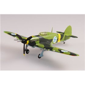 Easy Model 37243 Flygplan Hurricane MK11 1942 Finland