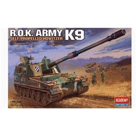 Academy 13219 Tanks R.O.K. Army K9 Self-Propelled Howitzer
