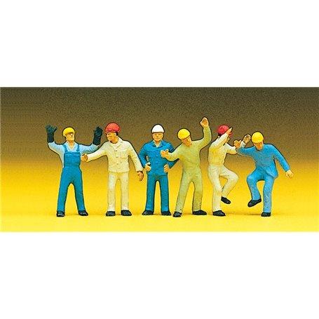 Preiser 10105 Industriarbetare