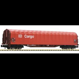 Fleischmann 837703 Sliding tarpaulin wagon Rils typ DB AG