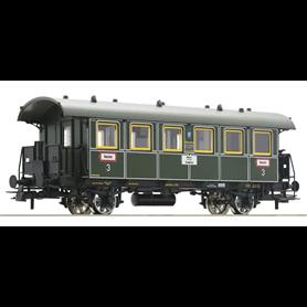 Roco 74901 Personvagn 3:e klass typ K.Bay.Sts.B