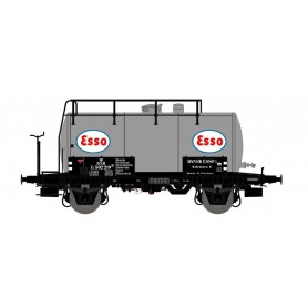 Dekas DK-H0-F0003 Tankvagn DSB ZE 502 219 (ESSO) 1961-65