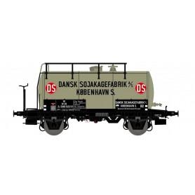 Dekas DK-H0-F0006 Tankvagn DSB ZE 503 533 (Dansk Soyakage) 1956-1965