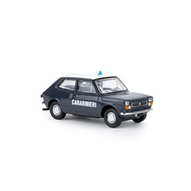 Brekina 22503 Fiat 127 'Carabinieri' 'Von Starline'