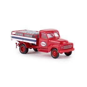 Brekina 37139 Lastbil Hanomag L28 'Esso' med last