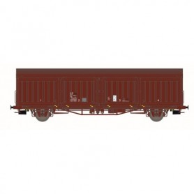 Dekas DK-872205 Godsvagn Hbis 21 RIV 74 211 5 830-4 typ SJ