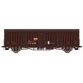 Dekas DK-872206 Godsvagn Hbis 21 RIV 74 211 5 693-6 typ SJ