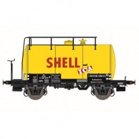Dekas DK-871009 Tankvagn ZE 502 830 typ DSB 'Shell'