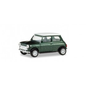 Herpa 430753 Mini Cooper with additional headlights