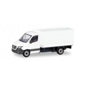 Herpa 013703 Herpa MiniKit. Mercedes-Benz Sprinter platform | canvas