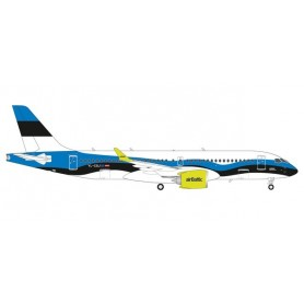 Herpa Wings 570657 Flygplan airBaltic Airbus A220-300 'Estonia'