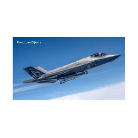 Herpa 570671 Flygplan Royal Netherlands Air Force Lockheed Martin F-35A Lightning II 323