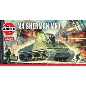 "Airfix 01303V Tanks M4 Sherman Mk.I ""Vintage Classics"""