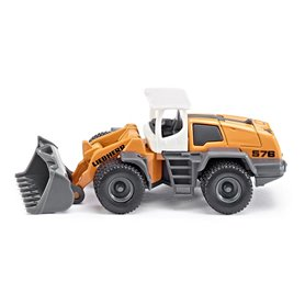 Siku 1477 Liebherr Four wheel loader