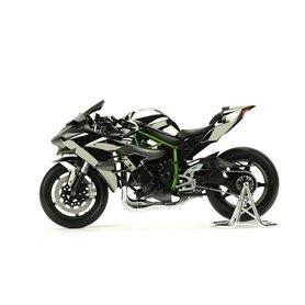 "Meng MT-001S Motorcykel Kawasaki Ninja H2R ""Pre Colored"""