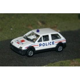 "Busch 45618 Citroën AX ""Police"""