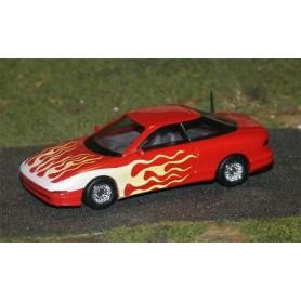 "Busch 47406 Ford Probe ""Crazy Cars"""