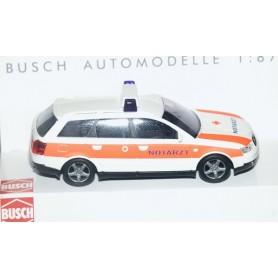 """Busch 49253 Audi A4 Avant """"Notarzt"""""""