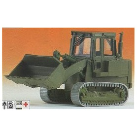 Kibri 18002 Bulldozer Liebherr LR 631, militär