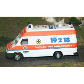 "Busch 47907 Iveco Daily ""ProMedic"""