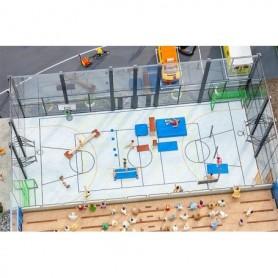Faller 180354 Sports hall interior equipment