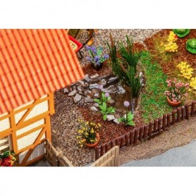 Faller 180973 7 Garden pools