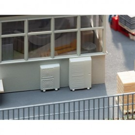 Faller 180976 13 Air conditioners