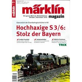 Märklin 331051 Märklin Magazin 5/2019 Tyska