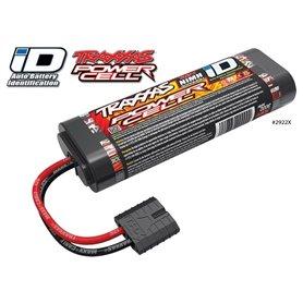 Traxxas 2922X Drivackpaket NiMH Batteri 7,2V 3000mAh iD-kontakt