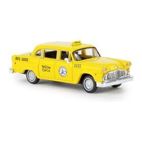 "Brekina 58923 Checker Cab ""Los Angeles"" Von Drummer"
