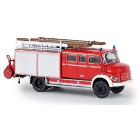 Brekina 47131 Brandbil Mercedes Benz LAF 1113 LF 16 röd/vit