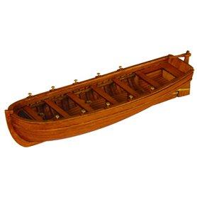 "Master Korabel MK0101 Ships Boat 95 mm ""10 oar"""