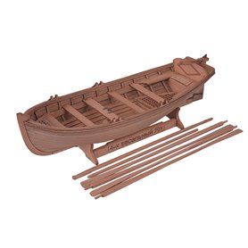 "Master Korabel MK0103 Ships Boat 68 mm ""4 oar"""