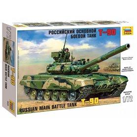 Zvezda 5020 Tanks T-90 Russian Main Battle Tank