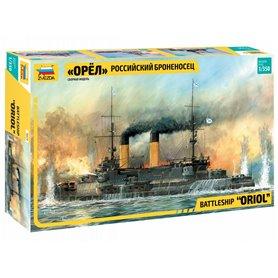 "Zvezda 9029 Battleship ""ORIOL"""