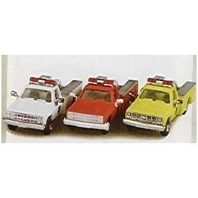 Trident 90062W Chevrolet Minipump Firetruck, vit