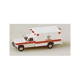 "Trident 90063 Chevrolet ""Miami Beach Fire Department - Advanced Life Support"""