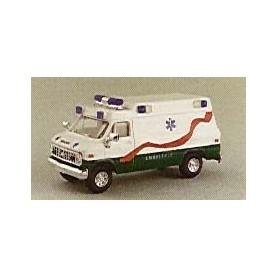 "Trident 90065 Chevrolet Van ""Paramedics Ambulance"""