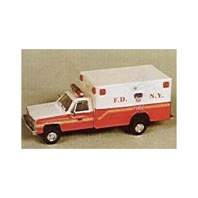 Trident 90140 Chevrolet F.D. N.Y. Ambulance Fire""