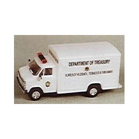 """Trident 90152 Chevrolet """"Department Of Treasury - Bureau of Alcohol, Tobacco & Firearms"""""""