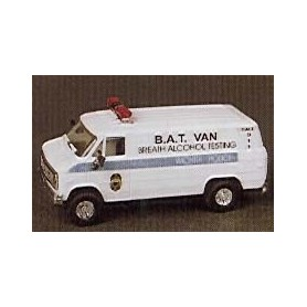 "Trident 90164 Chevrolet ""B.A.T. VAN, Breath Alcohol Testing Wichita Police"""