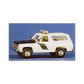 "Trident 90168 Chevrolet Blazer ""Alaska State Trooper"""