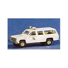 "Trident 90179 Chevrolet Suburban ""Louisiana State Police"""