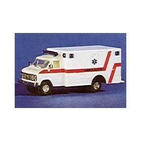 "Trident 90182 Chevrolet ""GGD Ambulance"""
