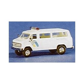 """Trident 90185 Chevrolet Van """"New Jersey State Police"""""""